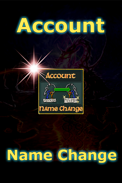 Account Name Change